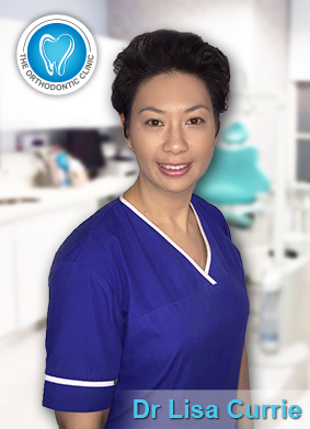 Lisa - Clinical Director/ Consultant Orthodontist