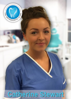 Trainee Dental Nurse - Catherine Stewart