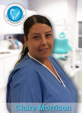 Dental Nurse - Claire Morrison