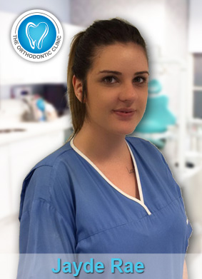 Trainee Dental Nurse - Jayde Rae