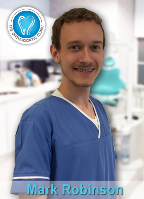 Orthodontic Specialist Nurse - Mark Robinson